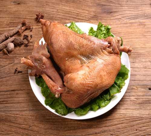 滑县软装烧鸡厂家直销_滑县鸡肉厂家直销