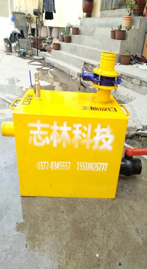 河南氣水分離器廠家直銷_氣水分離器價格相關-河南志林礦山設備有限公司